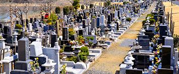 霊園・墓地の選び方