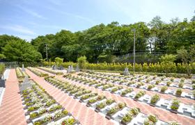 緑山霊園 合掌の杜