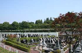 合掌の郷 東戸塚霊園の画像