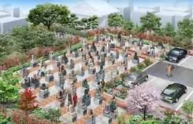 江戸川つつじの郷 要法寺霊園