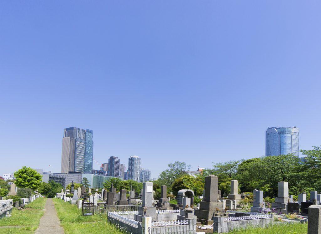 東京霊園について