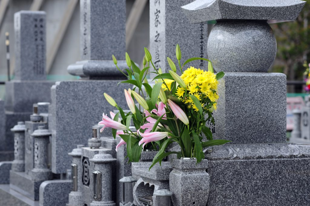 墓地の選び方や種類について