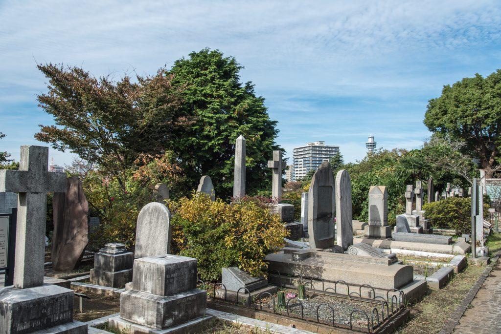 関東でも一人暮らしにおすすめの共同墓地