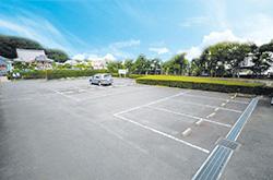 町田にある駐車場完備の霊園
