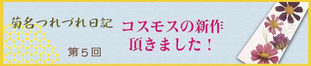 菊名つれづれ日記第5回