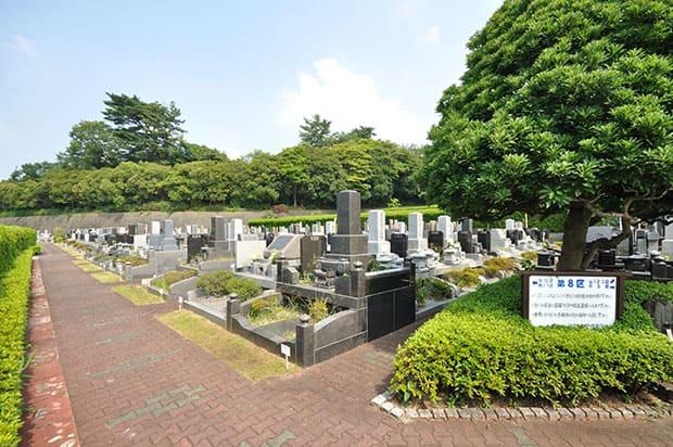 東戸塚霊園04