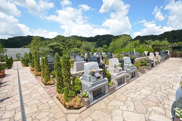 町田小野路霊園05