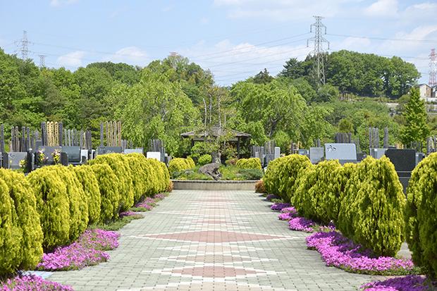 町田小野路霊園06