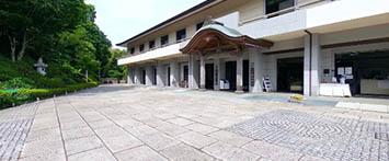 東戸塚霊園 会館